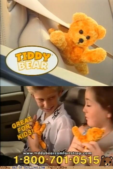 car kids pedobear seatbelt shoppers beware - 4771512832