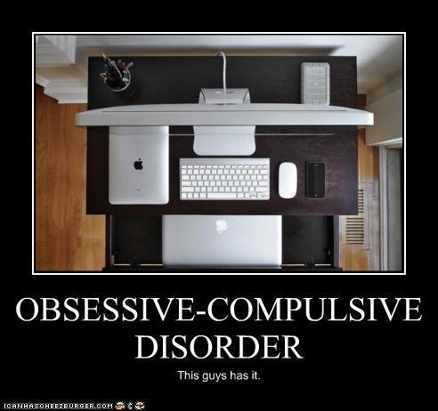Obsessive Compulsive Disorder Cheezburger Funny Memes Funny