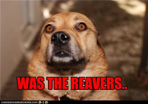 WAS THE REAVERS..