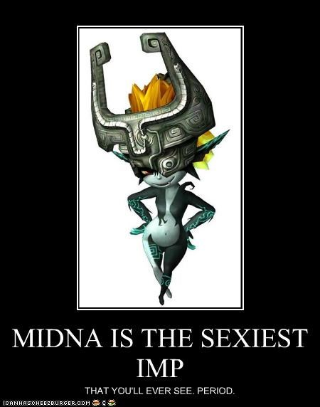 Sexy midna pics