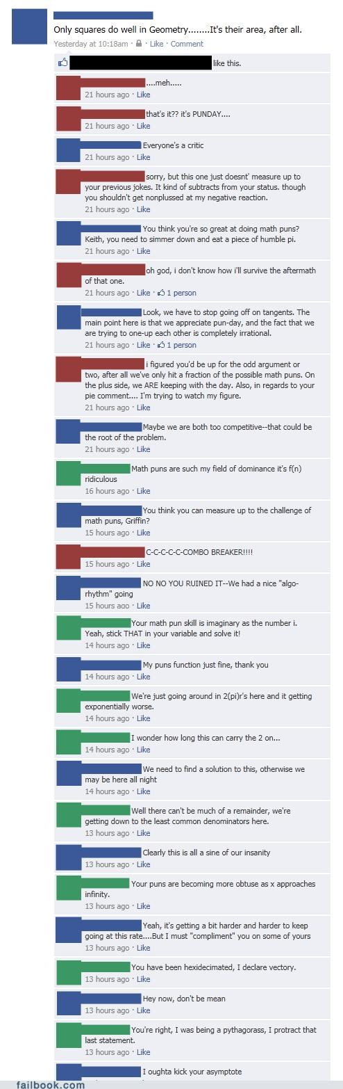 weapons of mass destruction,math puns,puns,math,failbook,g rated