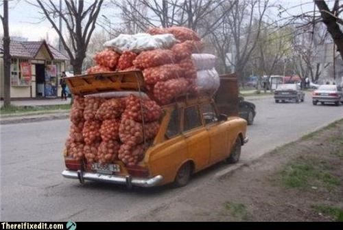 dangerous food hauling its-a-truck-now safety first weight limit - 4773577472