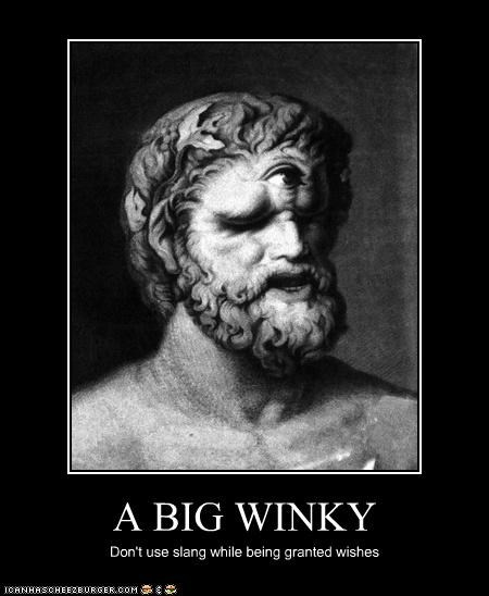 art,demotivational,funny,mythology