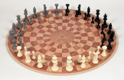 bazinga big bang theory Things That Are Real Three Person Chess - 4774020096