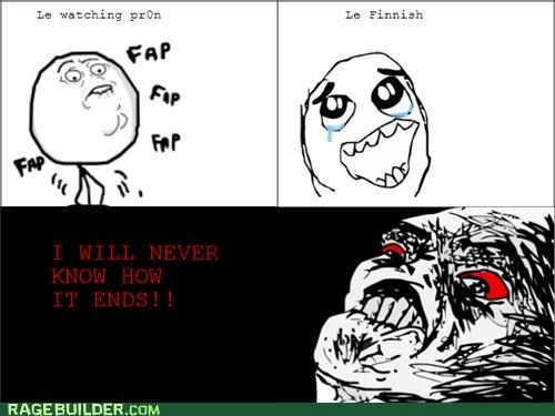 ending finishing pr0n Rage Comics - 4774052352