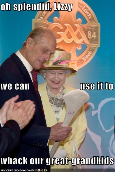 duke of edinburgh political pictures Queen Elizabeth II - 4774380032