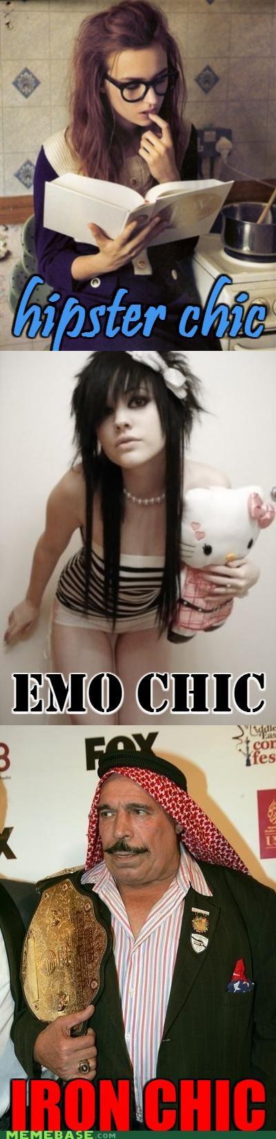 emo hipster iron Memes shiek style - 4774433280