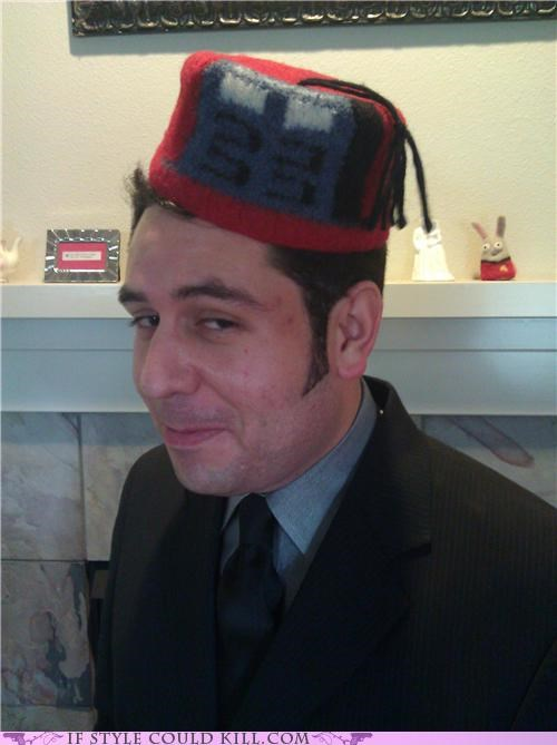 cool accessories doctor who FEZ hats - 4775034368