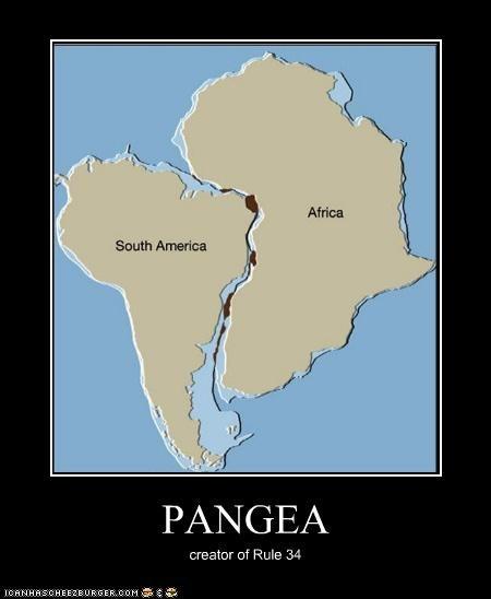 PANGEA creator of Rule 34