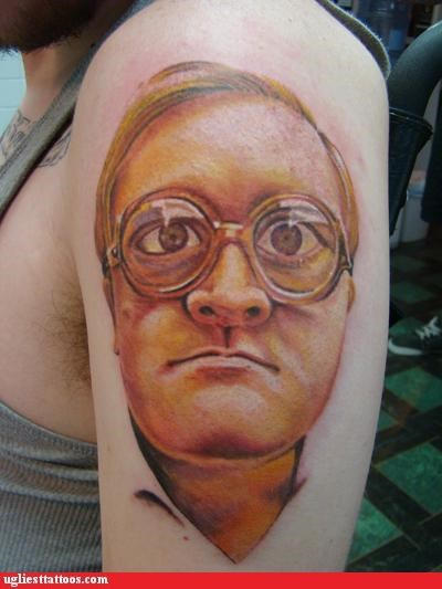 tattoos,bubbles,funny,trailer park boys