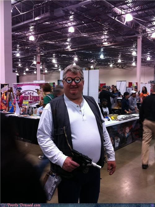 Han Solo Peter Griffin star wars