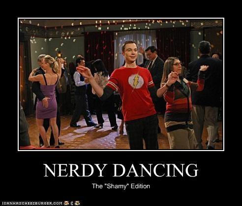 "NERDY DANCING The ""Shamy"" Edition"