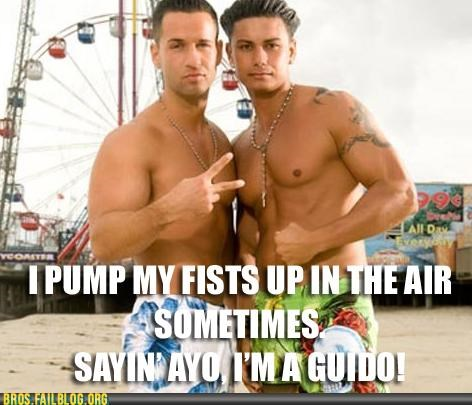 guidos,jersey shore,lyics,Music,pauly d,regular,the situation