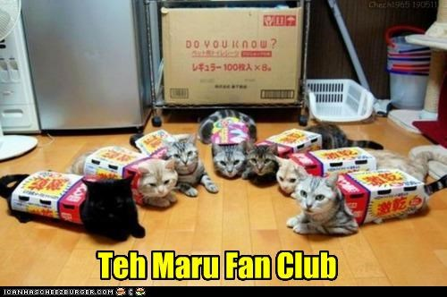 Teh Maru Fan Club Chech1965 190511