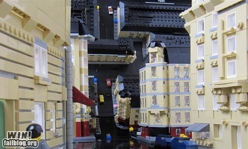 Inception lego lego set movies