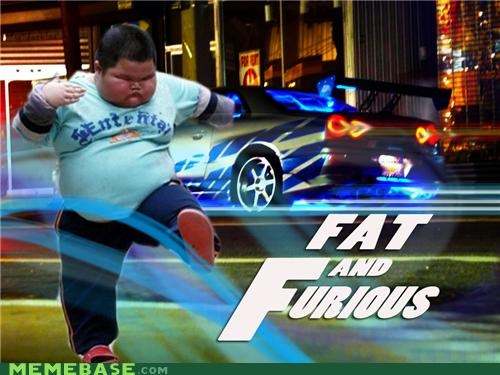 asian,Fast and Furious,fat,kids,Memes,movies,tokyo