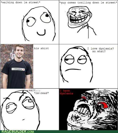 dyslexia,heart,jokes,meta,Rage Comics