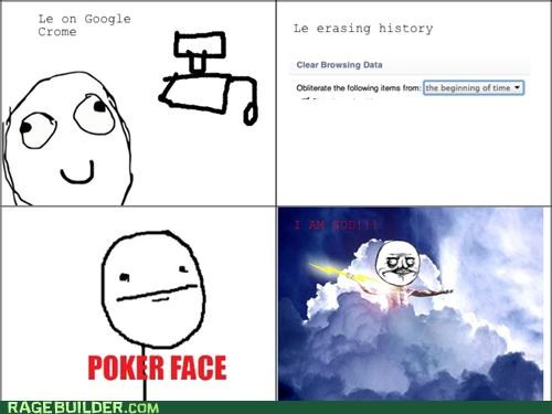 chrome,erasing,god,google,history,Rage Comics