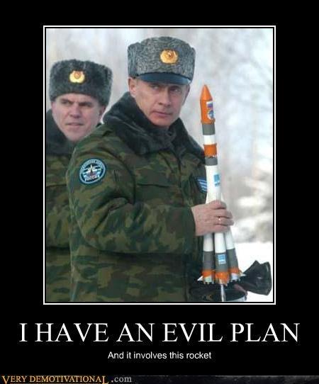 evil hilarious Putin russia - 4777664256
