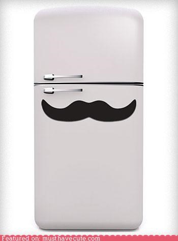 giant magnet mustache statement - 4777972224