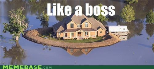 flood,island,Like a Boss,problem