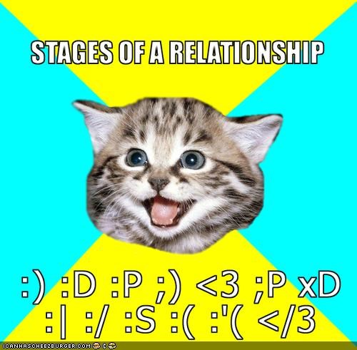 emoticons Happy Kitten memecats Memes relationships smileys - 4778423808