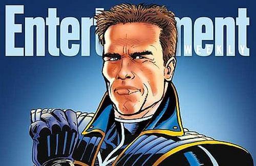 animated series,Arnold Schwarzenegger,scandal,stan lee,The Governator,tv shows