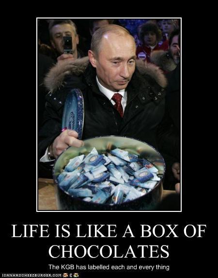 KGB political pictures Vladimir Putin vladurday - 4779348480