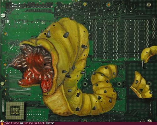 Dune,motherboard,ram,sandworm,spice,wtf