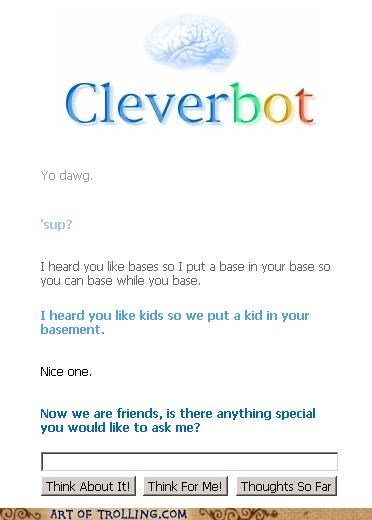 basement Cleverbot creepy kids - 4779421184
