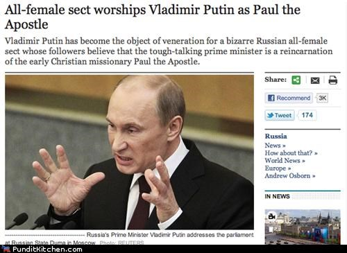Hall of Fame political pictures Vladimir Putin vladurday - 4779474944