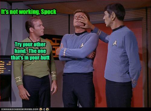 actor celeb funny Leonard Nimoy Shatnerday William Shatner - 4779570432