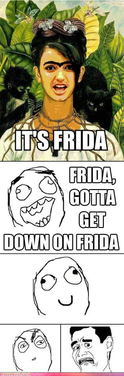 comic funny meme Rebecca Black - 4780551936