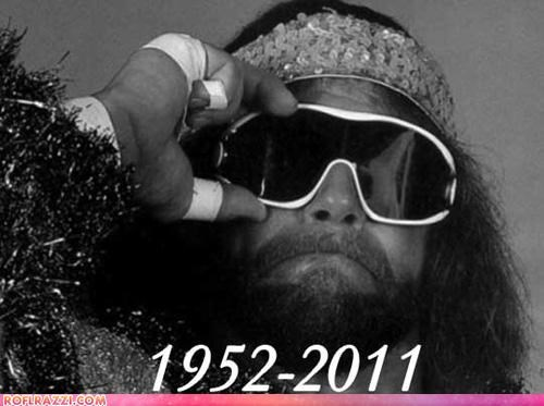 celeb macho man randy savage rip Sad - 4780704512