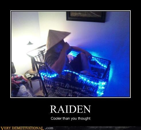 douche hilarious Mortal Kombat raiden - 4781036800
