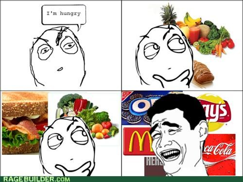food,hungry,Lays,life,Rage Comics,snacks
