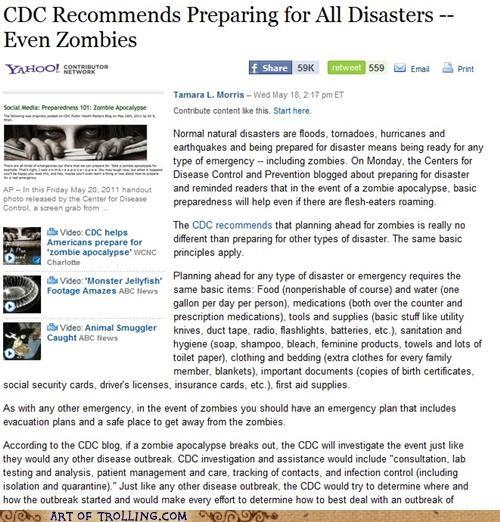 CDC,outbreak,zombie