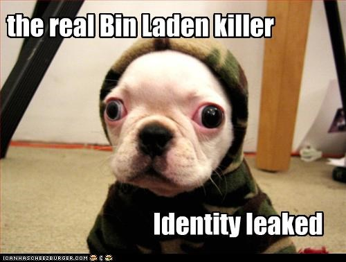 the real Bin Laden killer Identity leaked