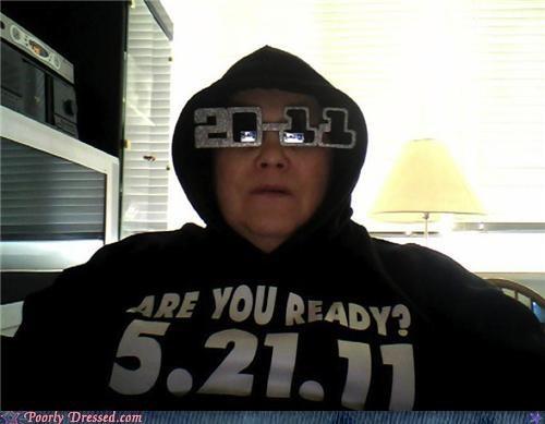 glasses hoodie RAPTURE - 4781642752