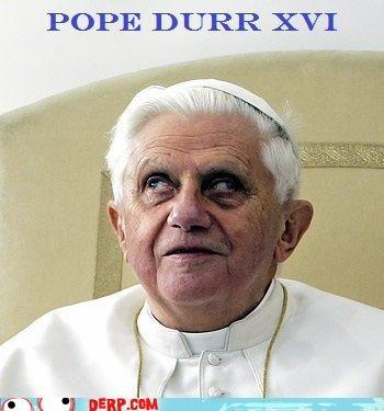 benedict,Celebriderp,derp,john paul,pope,xvi