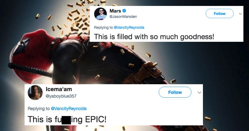twitter deadpool trolling Josh Brolin ryan reynolds - 4782341