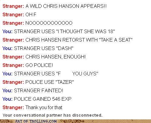Chris Hansen Omegle pedo Pokémon police - 4782818560