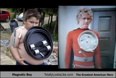 Magneetic Boy,The Greatest American Hero,utensils,William Katt