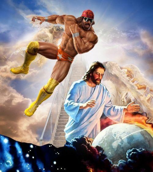 macho man May 21 Rapture Fan Art - 4783902208