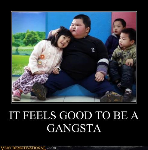 biggie smalls,friends,gangsta,hilarious,huge kid