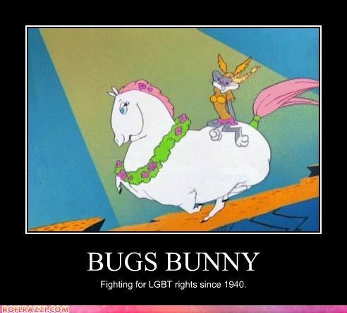 animation bugs bunny demotivational funny looney tunes - 4785902848