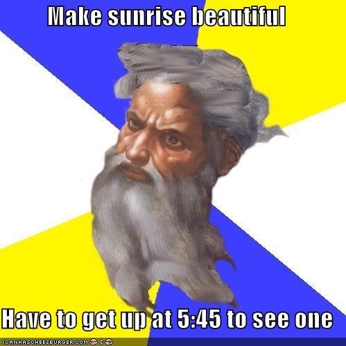 beauty beholder eye morning sleep sunrise Troll God - 4786211584
