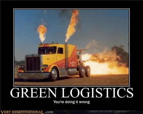fire green Terrifying truck wtf - 4787037184