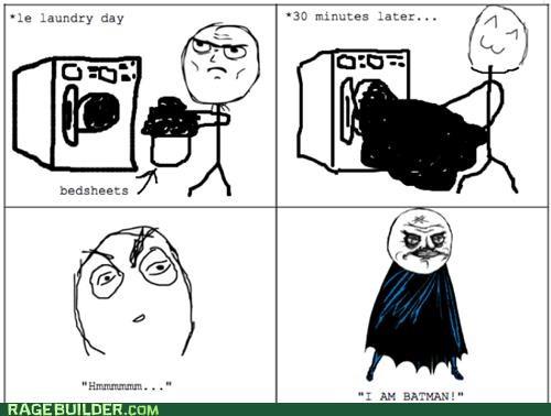 batman dryer hmm minutes Rage Comics sheets towel - 4787341312