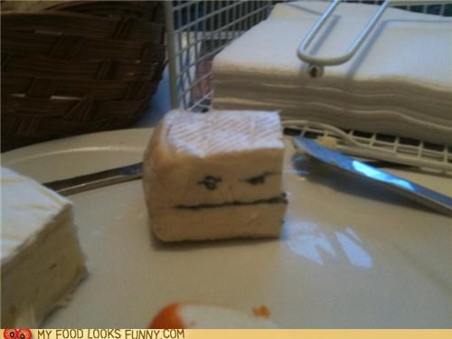 blue cheese cheese face grumpy pouty - 4788919040